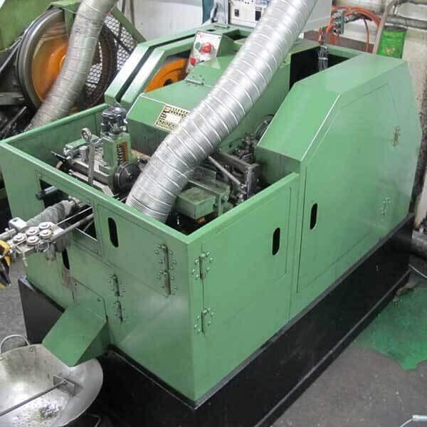 Heading Machine 工廠設備第一項