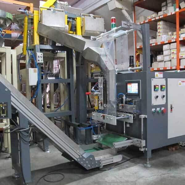 Automatic Packing Machine包裝設備-歸類生產