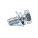 DIN933組合螺絲.DIN933座金組込ボルト